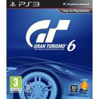 Image of Gran Turismo 6