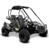 Mud Rocks 150 Trail Blazer 150cc Black Off Road Buggy