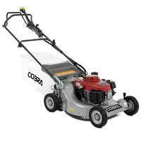 Cobra Professional M53SPH 21 Petrol Self-Propelled Lawnmower with Honda Engine BBC