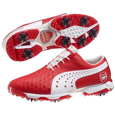 Puma Arsenal Neo Lux Limited Edition Golf Shoes
