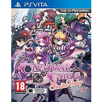 Image of Criminal Girls Invite Only