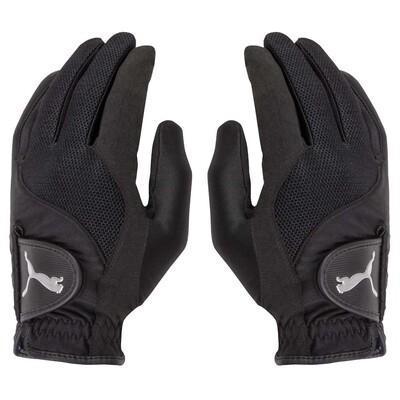 Puma Golf Gloves Rain Pair Black AW16