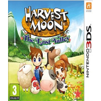 Image of Harvest Moon The Lost Valley