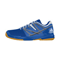 Image of Adidas adiPower Stabil Blue Junior Indoor Hockey Shoes 2015