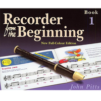 Image of Recorder From The Beginning Book 1