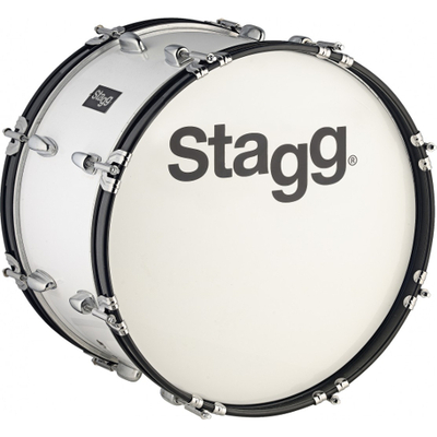 "Image of Stagg 20"" x 12"" Marching Series Bass Drum"