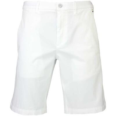 Hugo Boss Golf Shorts Liem 2 W Chino Training White SP16