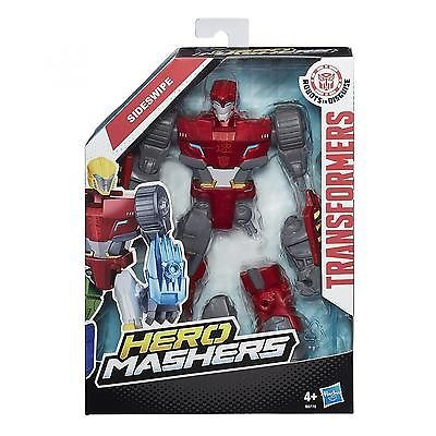 Transformers Robots In Disguise Hero Mashers Sideswipe Action Figure