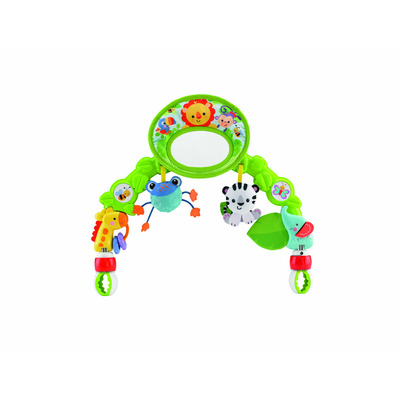 Fisher Price Rainforest Pushchair Toy Arch