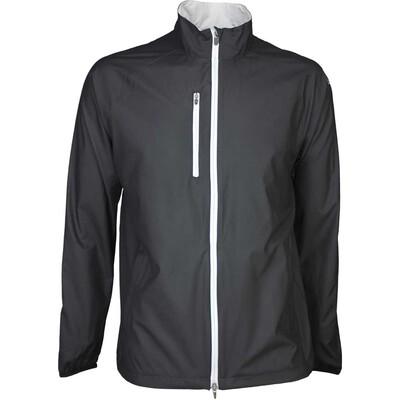 Puma Golf Jacket Full Zip Wind Black SS16