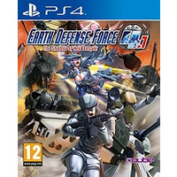 Image of Earth Defense Force 4 1 The Shadow of New Despair