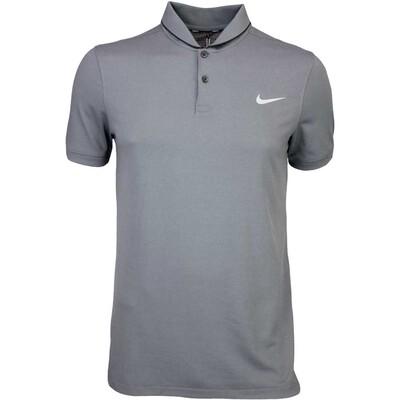 Nike Golf Shirt TR Dry ROLL Dark Grey SS16