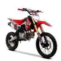 Image of M2R RF140 S2 140cc 17/14 86cm Red Dirt Bike