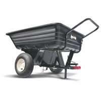 Image of Agri-Fab Push/Tow Poly Tipping Cart