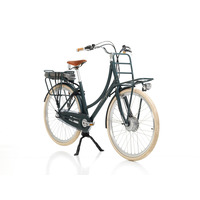 Beaufort Soho 468 250w Grey Electric Commuter Bike