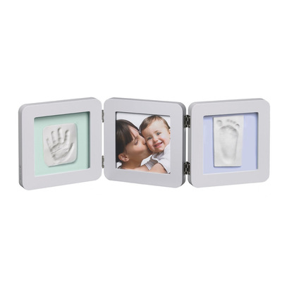 Baby Art My Baby Touch Two Print Frame (Pastel)