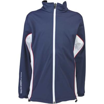Galvin Green Junior Windstopper Golf Jacket Robin Indigo