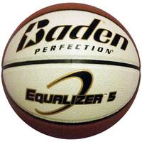 Baden Equalizer Basketball - Size 5, Tan/White