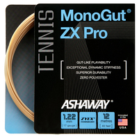 Ashaway Monogut ZX Pro Tennis String Set - Natural