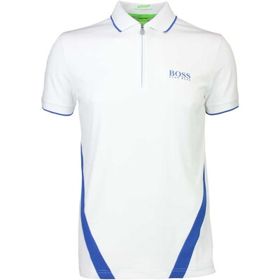 Hugo Boss Golf Shirt 8211 Perret Pro Training White PF16