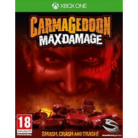 Image of Carmageddon Max Damage