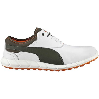 Puma Golf Shoes IGNITE Spikeless White Forest Night AW16