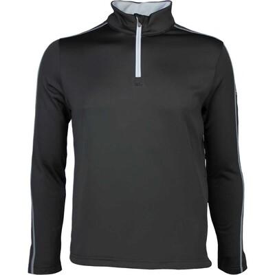 Puma Golf Pullover Core Fleece Zip Black AW16