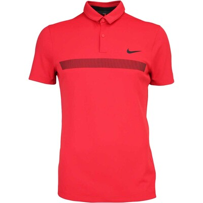 Nike Golf Shirt Fly Sphere Graphic University Red AW16