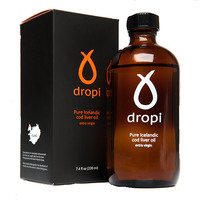 Dropi-Pure-Icelandic-Extra-Virgin-Cod-Liver-Oil-220ml