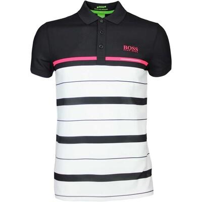 Hugo Boss Golf Shirt Paule Pro 1 Black FA16