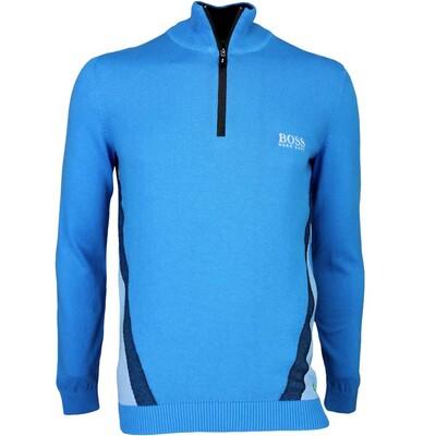 Hugo Boss Golf Jumper Zelchior Pro Blue Aster FA16
