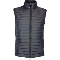 Cherv242 Golf Gilet EARL Quilted Black AW16