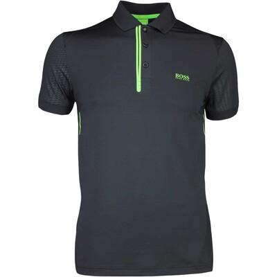 Hugo Boss Golf Shirt Pavotech Black PS17