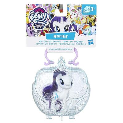 My Little Pony On-the-go Purse Ponies Applejack
