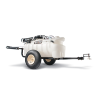 Image of Agri-Fab 25 Gallon Towed Sprayer