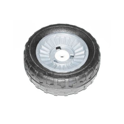 Hayter Hayter Front Wheel Assembly 397014 (includes bearings)