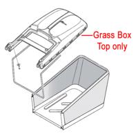 Image of Mountfield Grass Box Top c/w Full Indicator 381486013/0