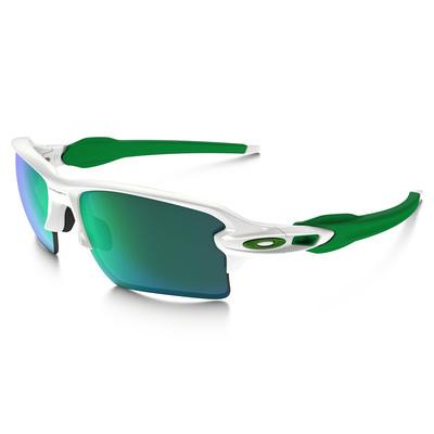 Oakley Golf Sunglasses Flak 20 XL White Jade Iridium 2017