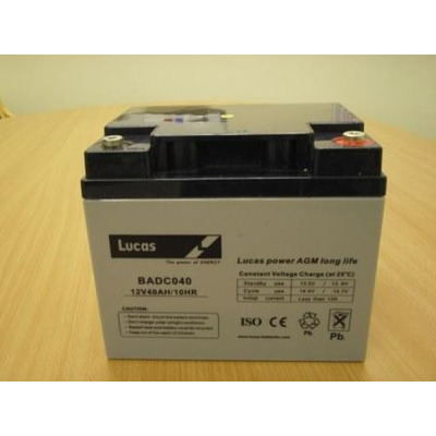 LSLC42-12 Sunrise Medical Midi - Car Battery