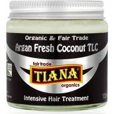 Tiana Organic Fair Trade Argan Fresh Coconut 100ml