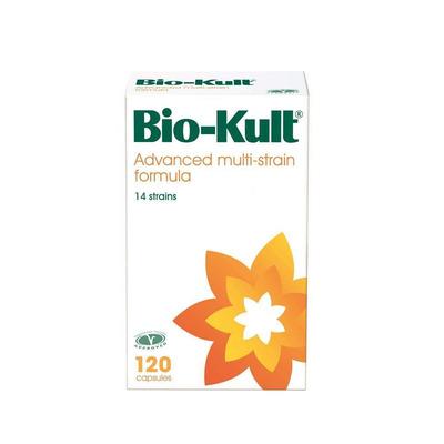 Bio-Kult Probiotic Multi-Strain Formula 120 Capsules