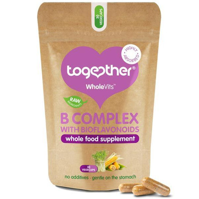 Together Vitamin B Complex with Bioflavonoids 30 Capsules