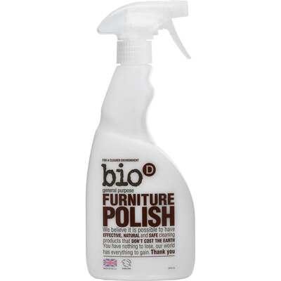 Bio-D Household Polish Spray 500ml