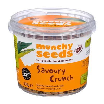 Munchy Seeds Savoury Crunchy Bites 200g