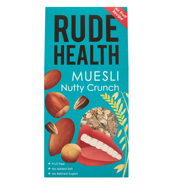 Rude Health Nutty Crunchy Muesli 450g