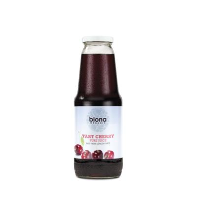 Biona Organic Tart Cherry Juice 1 Litre