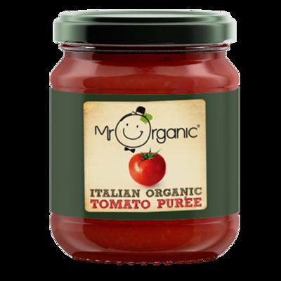 Mr Organic Tomato Puree Concentrate 200g
