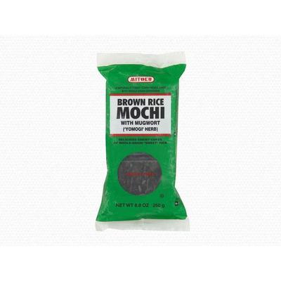 Clearspring Japanese Brown Rice Mochi Mugwort 250g