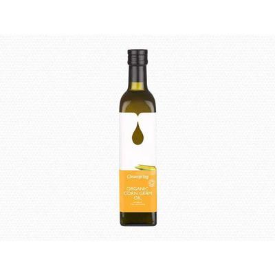 Clearspring Organic Corn Germ Oil 500ml
