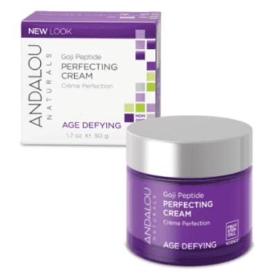 Andalou Naturals Super Goji Peptide Perfecting Cream 50ml